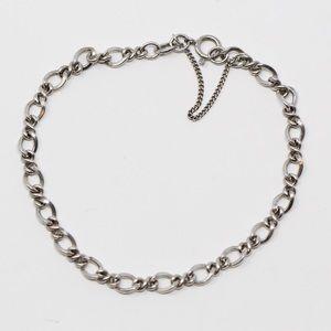 JAMES AVERY Sterling Medium Twist Charm Bracelet S